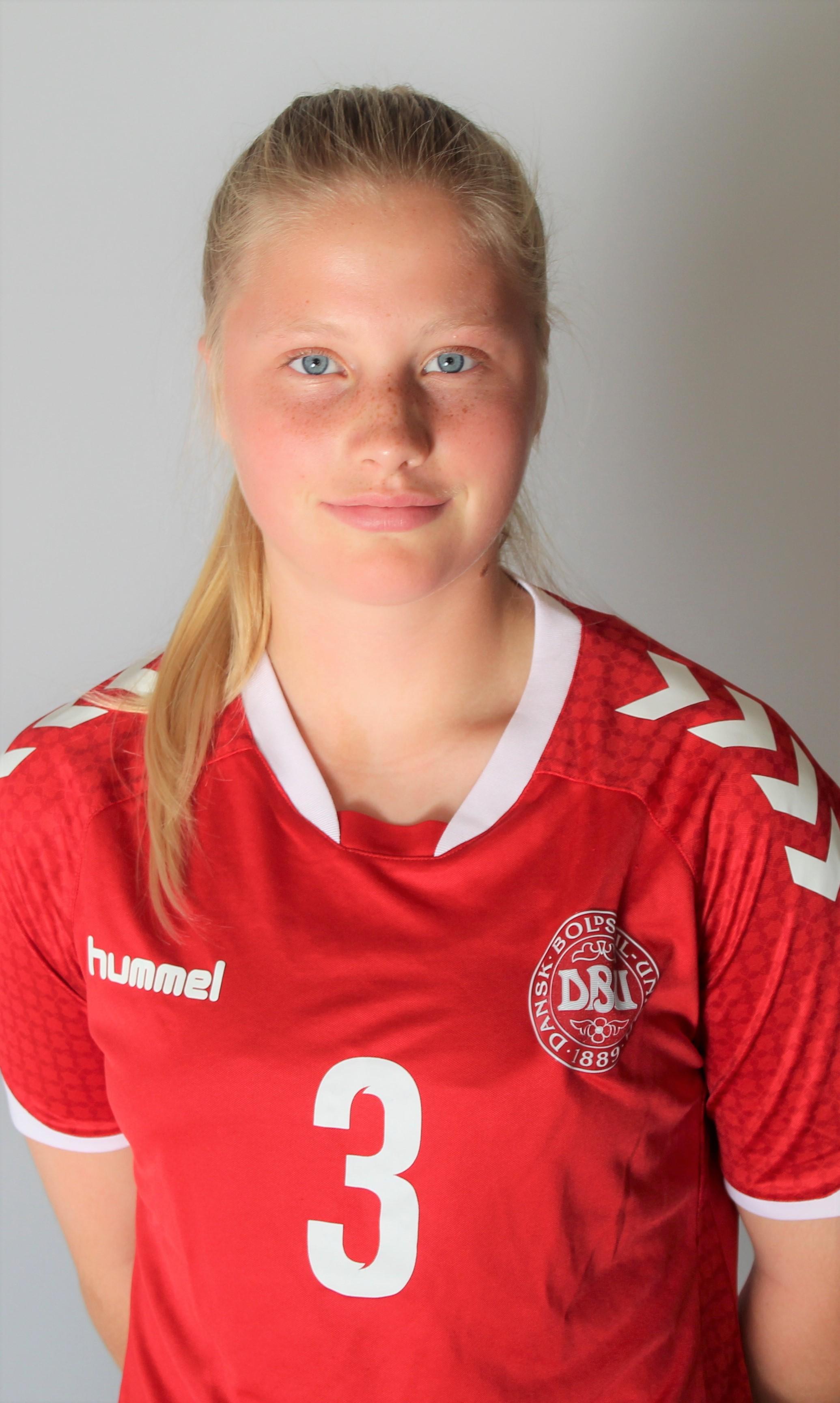 Frederikke Alma Lund Holmberg