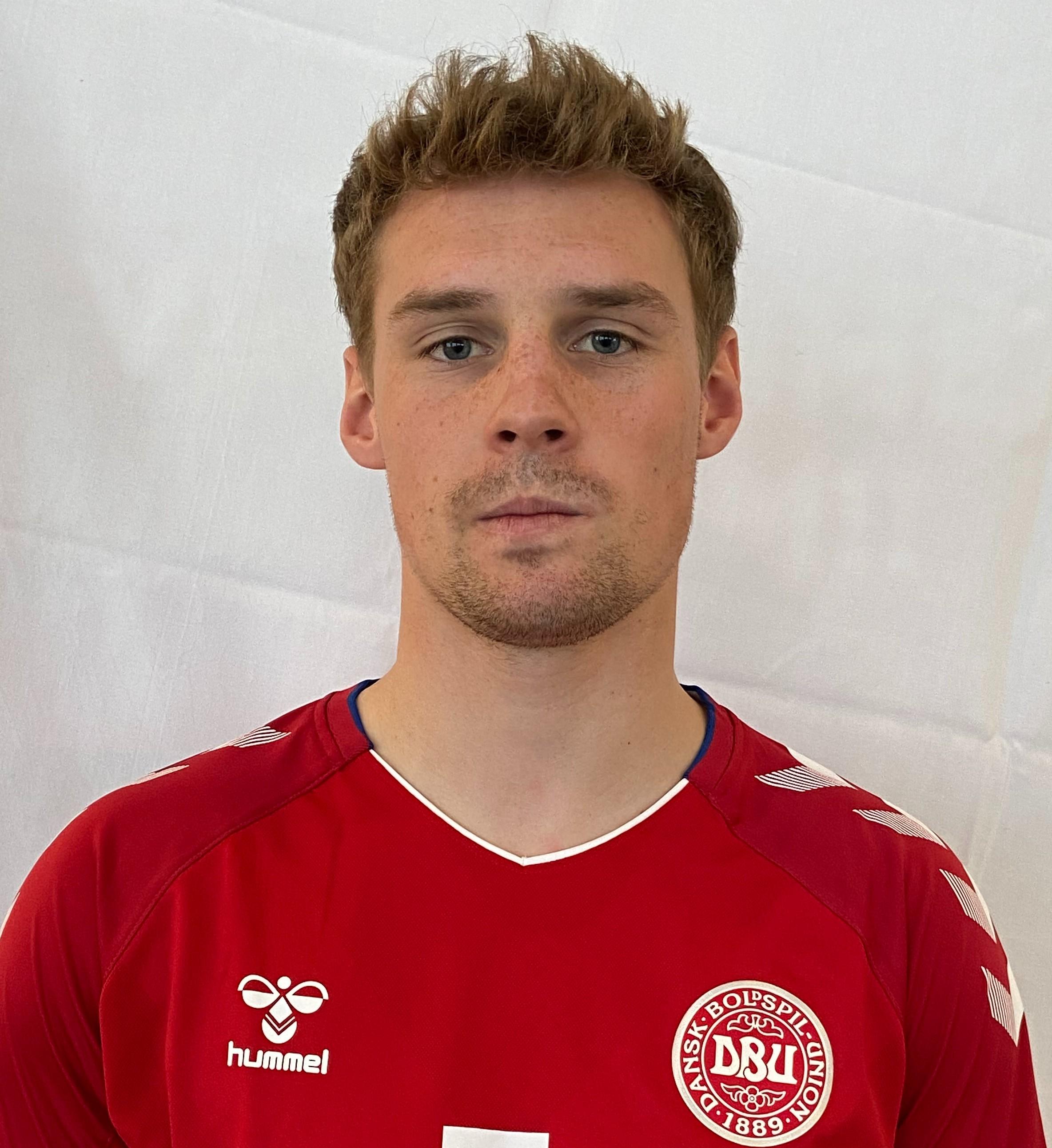Nikolai Baden Frederiksen